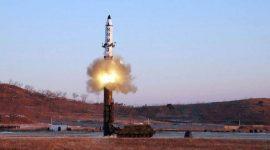 उत्तर कोरियाको अन्तरमहादेशीय क्षेप्यास्त्र परिक्षण